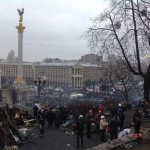 Kiev. The day of grief