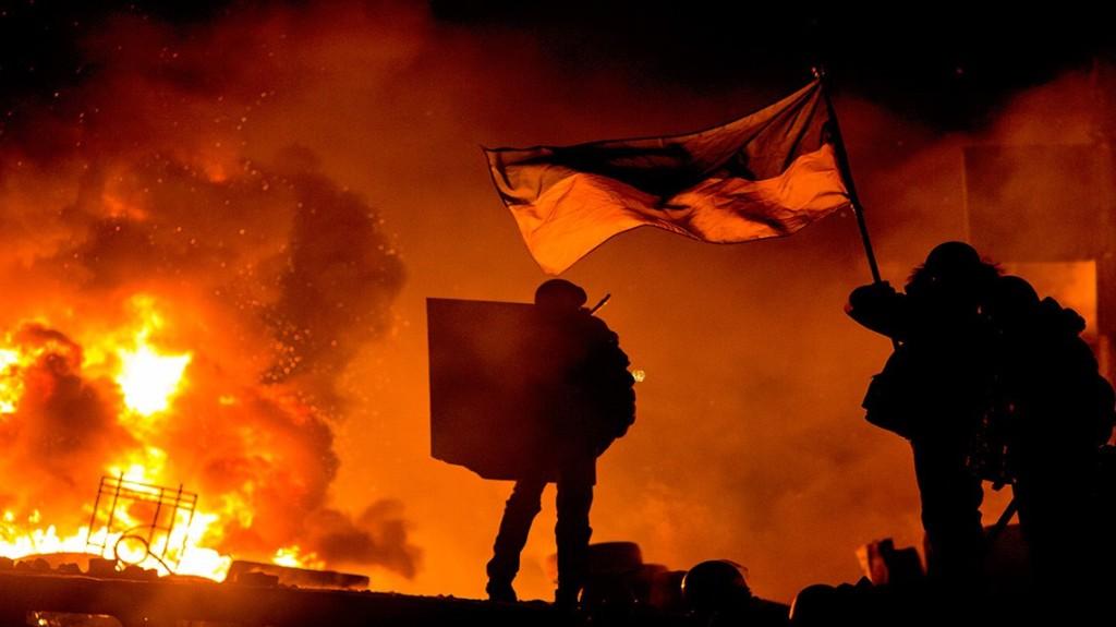 Euro Maidan Kiev, Ukraine, 2014