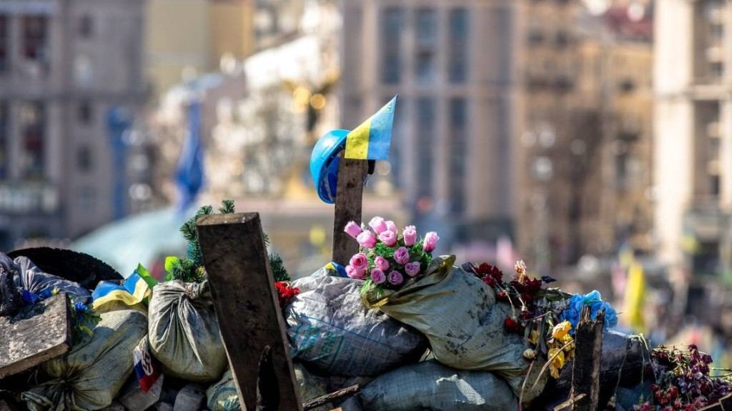 Pieniążek from Kyiv: It's not the end of Maidan