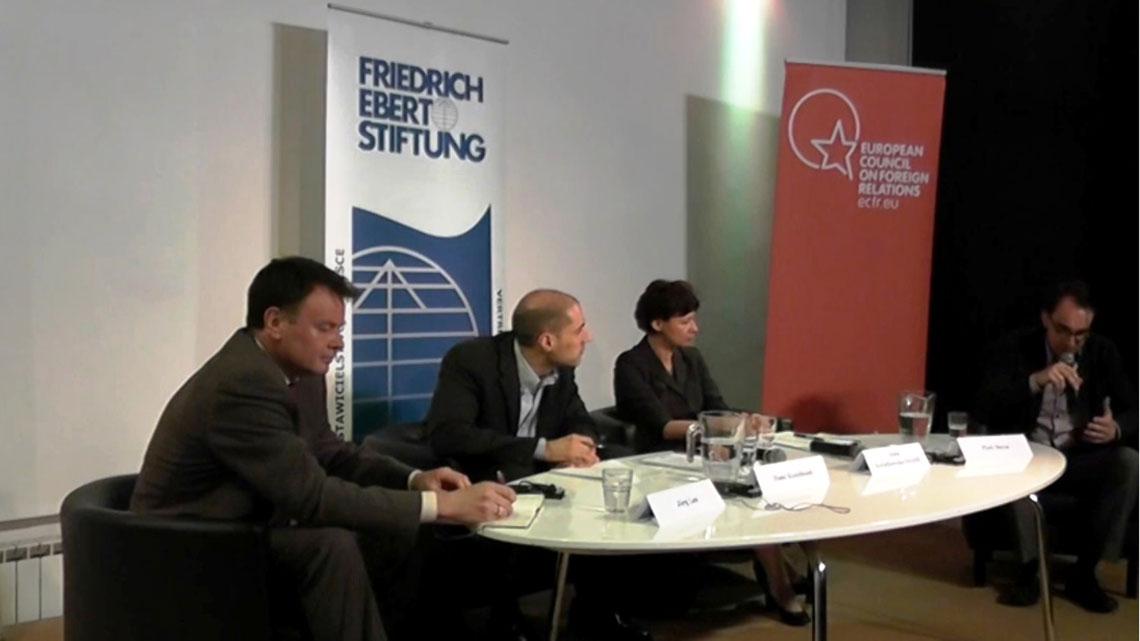 Deutsche Außenpolitik am Scheideweg - eine Debatte