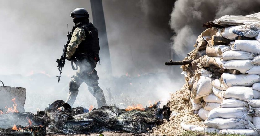 Battle-Sloviansk-East-Ukraine