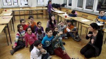 Medical Care For Roma Schoolchildren (1)