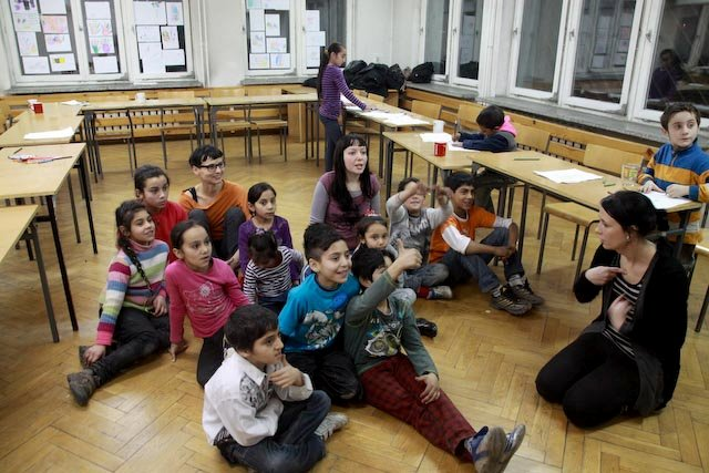 Medical Care For Roma Schoolchildren (1)