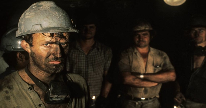 coal-miners-strike-poland