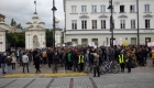 Students protest at University of Warsaw: Nothing about us without us!