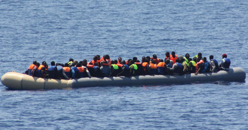 While Europe squabbles, others drown