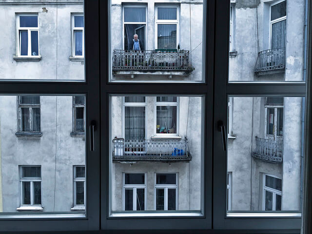 Warszawa Bloki