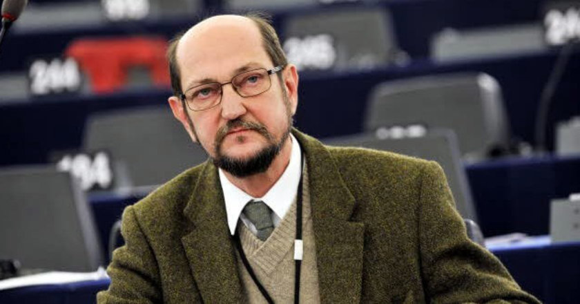 MEP Boris Zala, source European union
