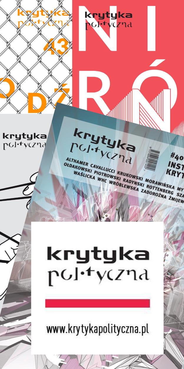 Krytyka Polityczna Magazine