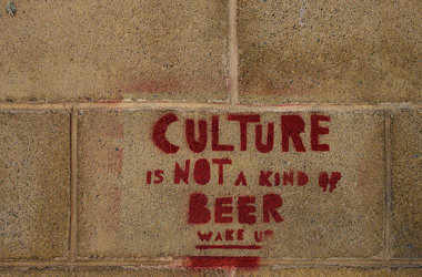 culture_is_not_a_beer