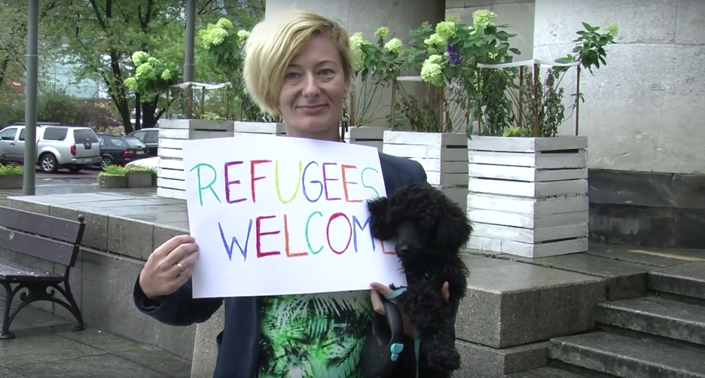 refugees-welcome-warsaw