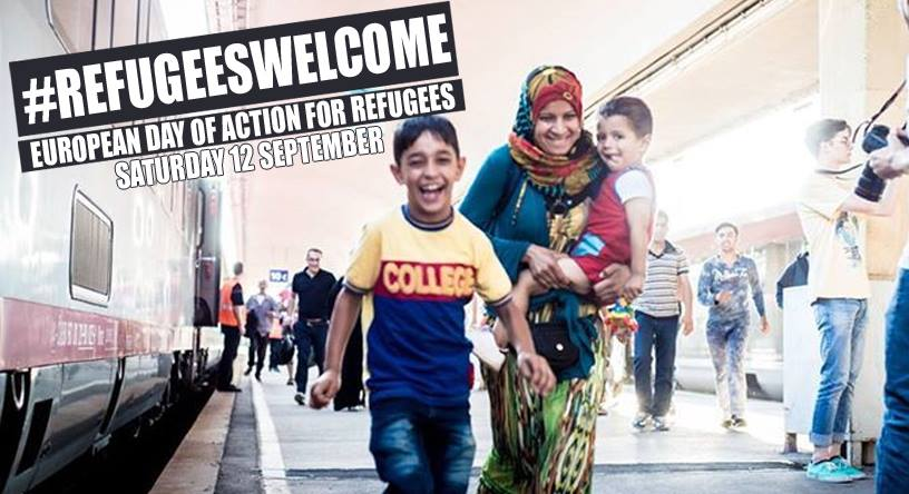 European Day of Action for Refugees