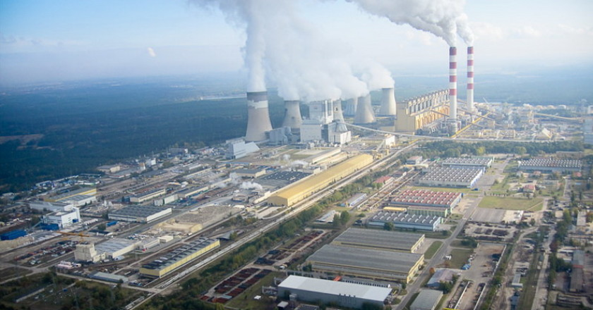 Belchatow power station