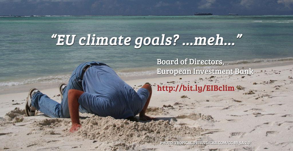 EIB climate