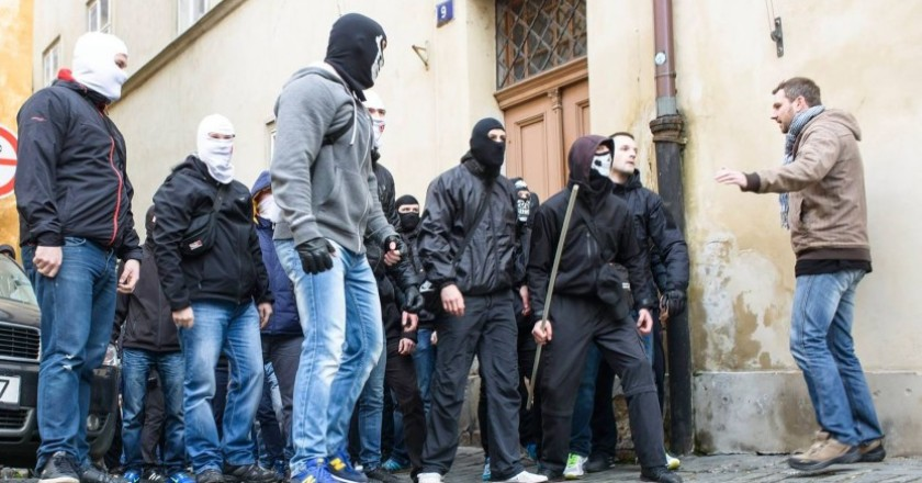 Prague Klinika attack 6.2.