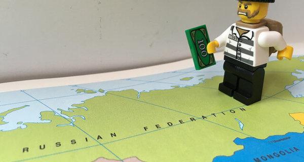 Russian Legoman