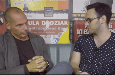 Yanis Varoufakis Szilard Pap