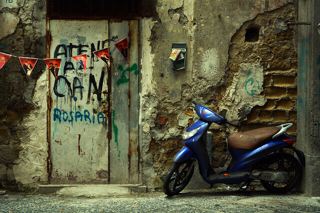 """What Makes an Empty Building in Naples a """"Common Good"""