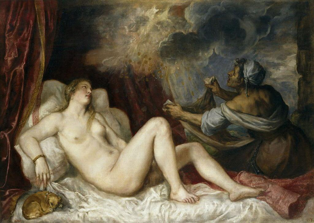 The myth of Danaë