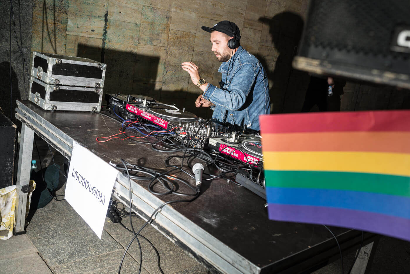 Dancing together: rave culture and social activism in Tbilisi
