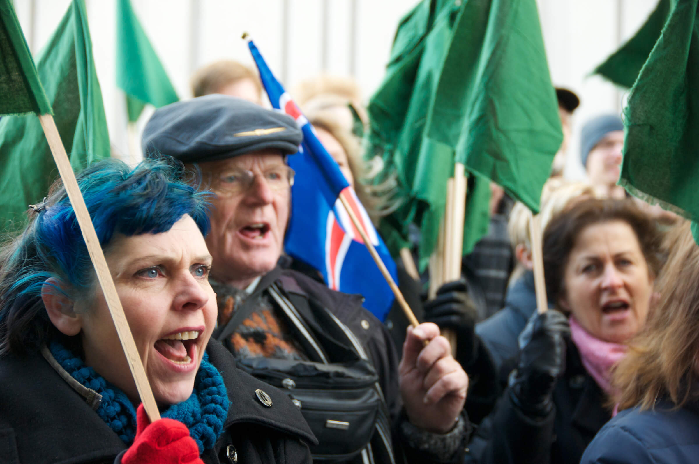 Post-crisis Iceland: we have been living a lie but we were able to break it