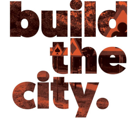 Build the City book cover