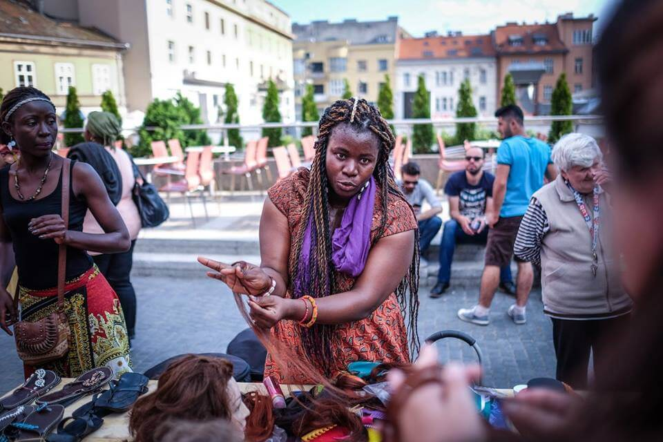 Africa Week in Zagreb, photo by Open City