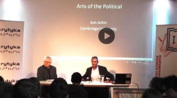 Ash-Amin-Arts of-The-Political