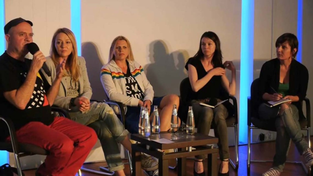 Debate in Berlin: Polish Spring Woman's Day