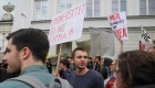 warsaw-students-protest