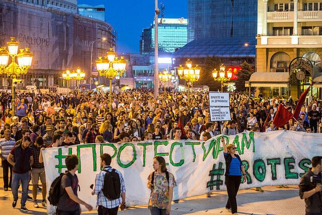 skopje-protests