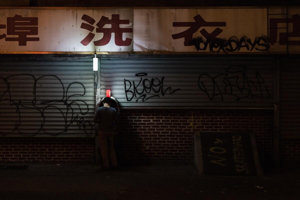 The corner of Grand Street and Bowery Street, Chinatown, New York, DeShaun Craddock (cc) flickr.com